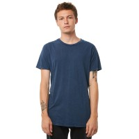 ROLLAS Old Mate Mens Tee NAVY STONE Short sleeves  EOHNVEJ
