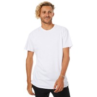 SWELL Relax Fit Mens Tee WHITE Relaxed fit  LCLOCUJ