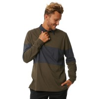 GLOBE Everyday Mens Rugby Polo DUSTY OLIVE CAFBBSU