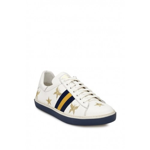Men Alberto Torresi Hyerani White Sneakers MP000000002339051 ZDJJLYY