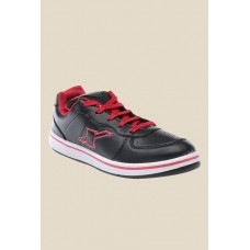 Men Sparx Black & Red Sneakers MP000000000862758 BXOUYMV