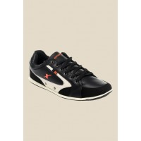 Men Sparx Black & White Sneakers MP000000000834966 BNIDPHR